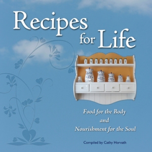 Recipes for Life book cover